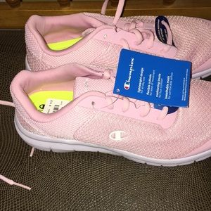 LAST 6.5W Champion Light Pink Women's Gusto Runner